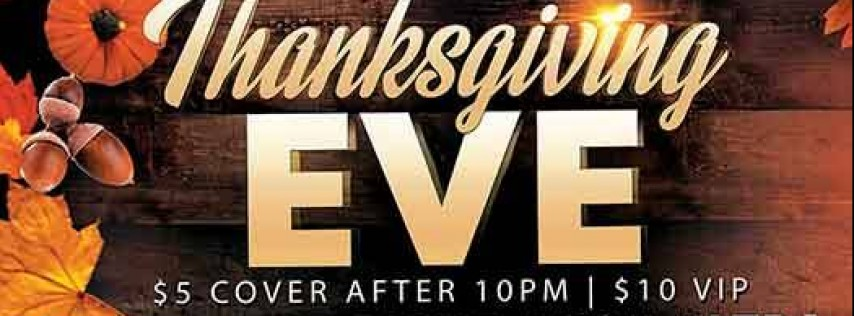 Thanksgiving Eve Bash!