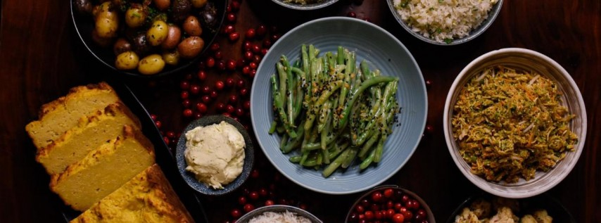 Catered Korean Style Thanksgiving Feast By Drunken Dragon