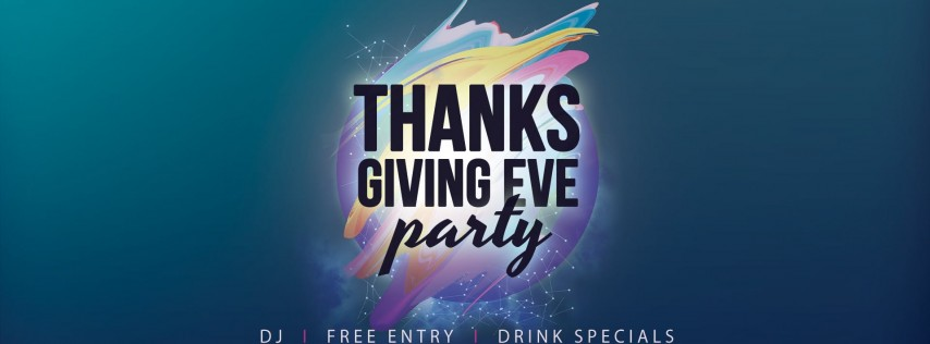 Thanksgiving Eve Party at Hot Taco