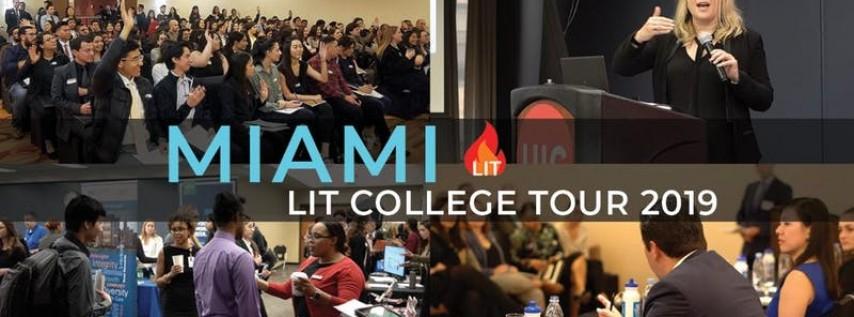 Miami LIT College Tour 2019