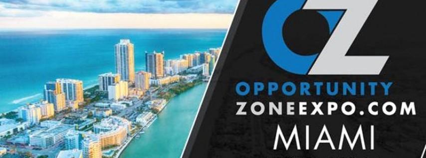 2019 Opportunity Zone Expo Miami