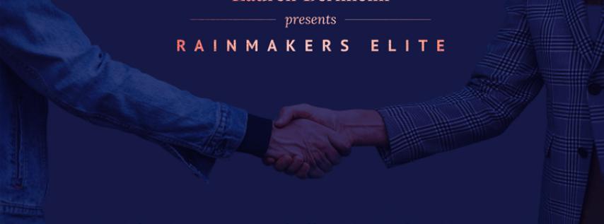 Rainmakers Elite - November Gathering