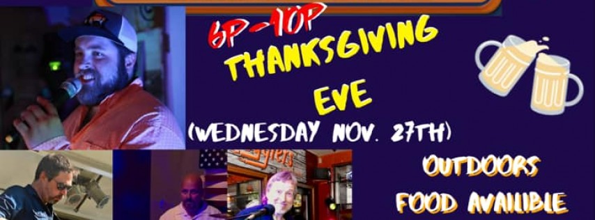 301 Thanksgiving Eve Party