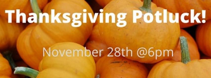 November Bdays & Thanksgiving potluck