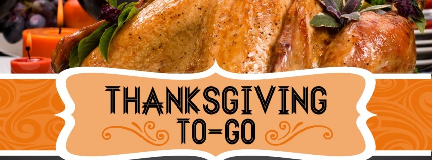 Thanksgiving To-Go