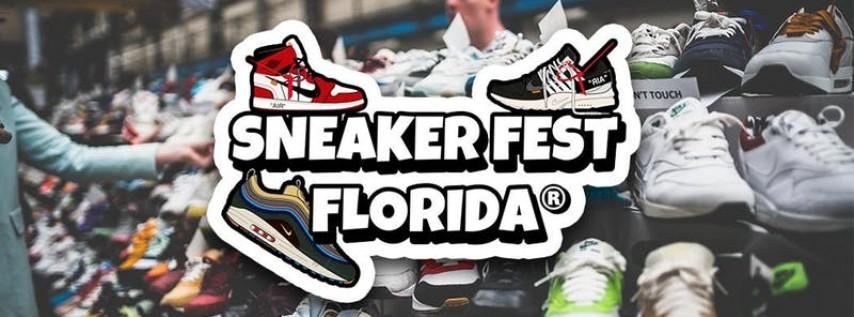 Sneaker Fest Florida | Buy/Sell/Trade | November 23rd, 2019| 12-6 PM