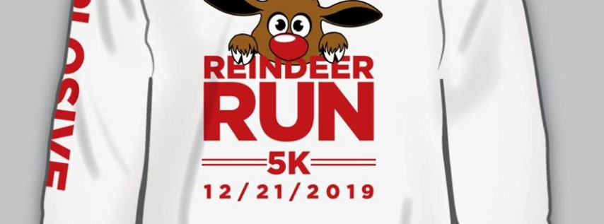 2nd Annual Xplosive Fitness Reindeer Run 5K