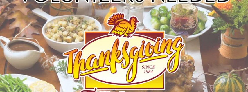 35th Annual Community Thanksgiving Celebration