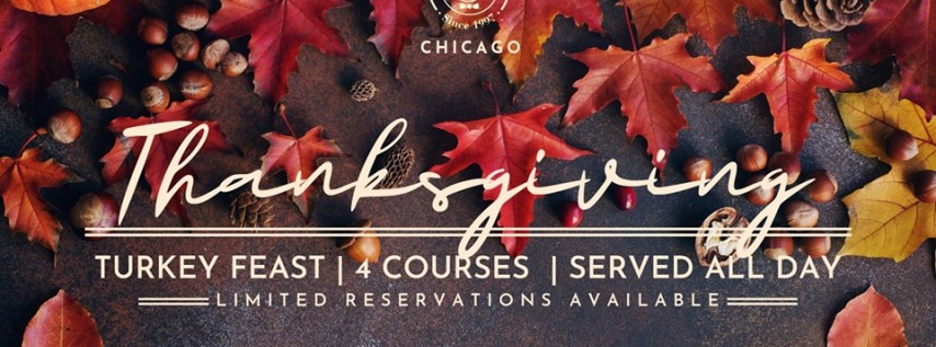 Thanksgiving at Ditka's Chicago