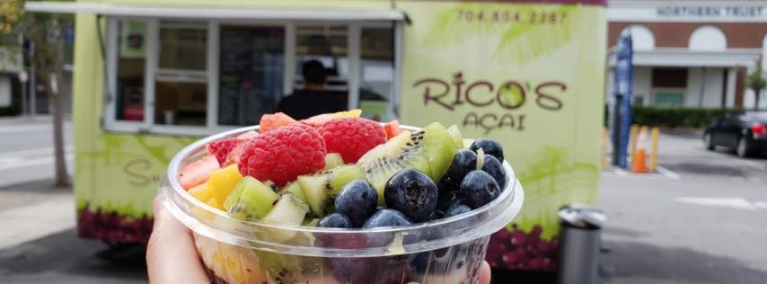 Small Business Saturday at Rico's Acai!