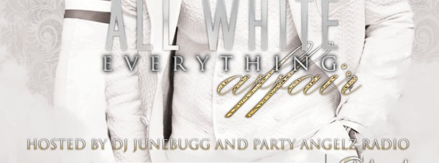 All White NYE Party