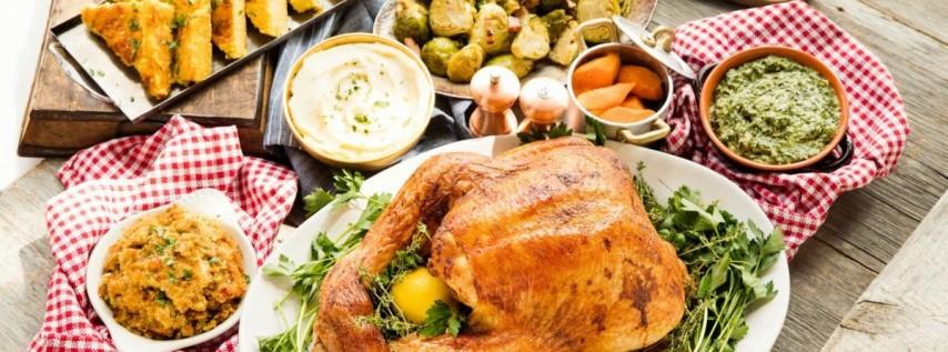 Thanksgiving Feast at B&B