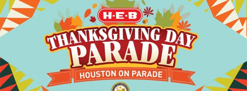 70th Annual H-E-B Thanksgiving Day Parade