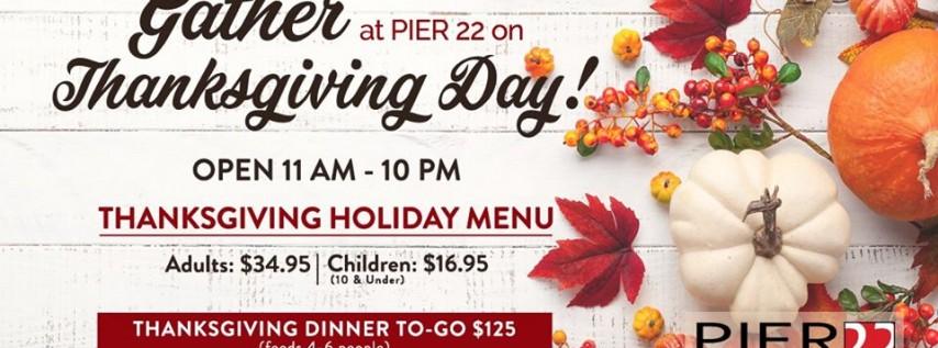 Thanksgiving Day Dinner, Bradenton & Sarasota FL - Nov 28 ...