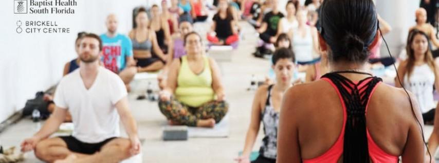 The Underline Yoga: Thanksgiving Grateful Flow