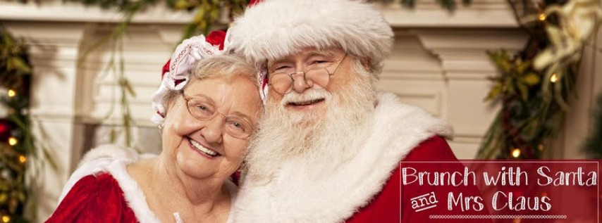 Christmas Brunch with Santa + Mrs Claus at The King and Prince (Dec 15)