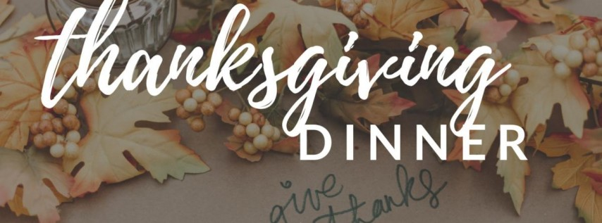 Thanksgiving Dinner at Maggie's