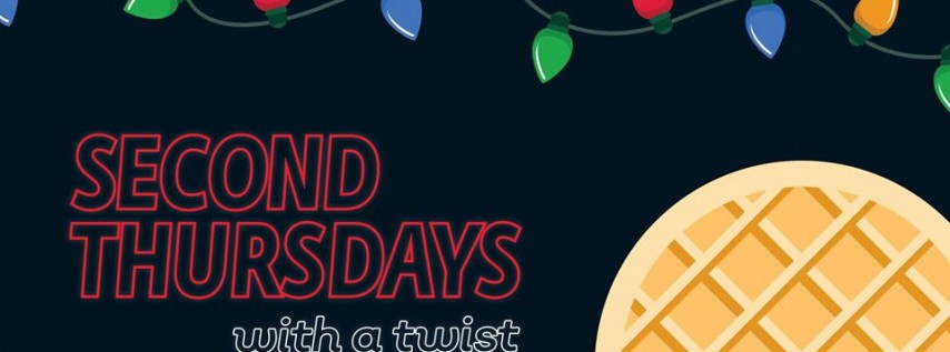 The Upside Down: Second Thursdays with a Twist