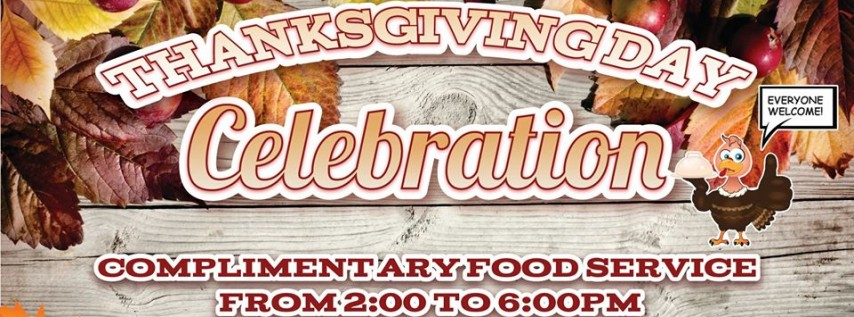 Oak Lawn Neighborhood Thanksgiving Celebration