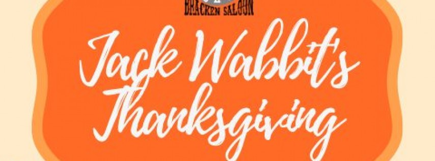 Jack Wabbit's Thanksgiving