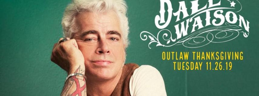 Dale Watson Outlaw Thanksgiving