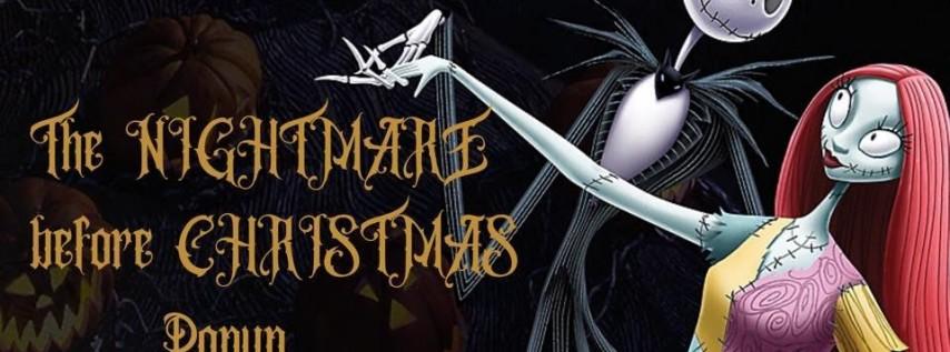 Nightmare Before Christmas Popup Market
