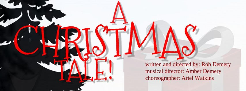 Red Light Arts presents: A CHRISTMAS TALE!