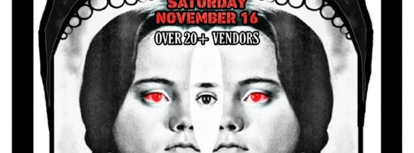 The Black Market! Nov 16!