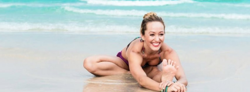 Dharma Talk and Yoga Class with Kino MacGregor