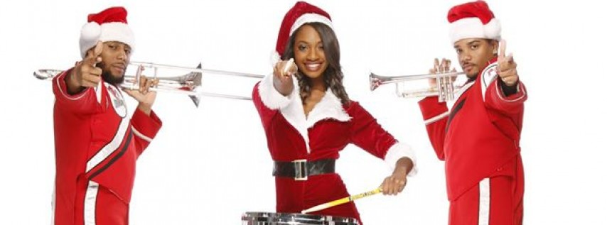 Drumline Live Holiday Spectacular Lunch & Learn