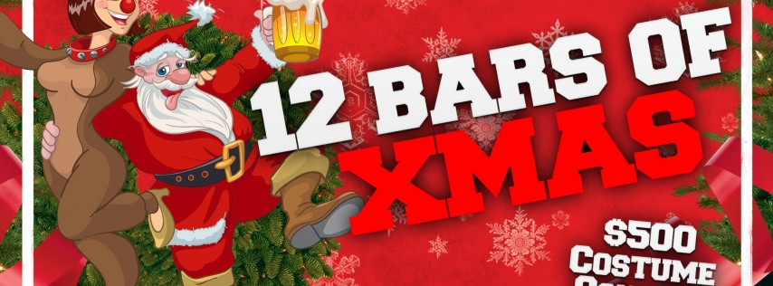 12 Bars Of Xmas - Baltimore