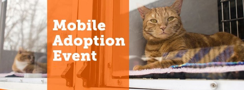 Mobile Adoption Event at East NY Farmers Market