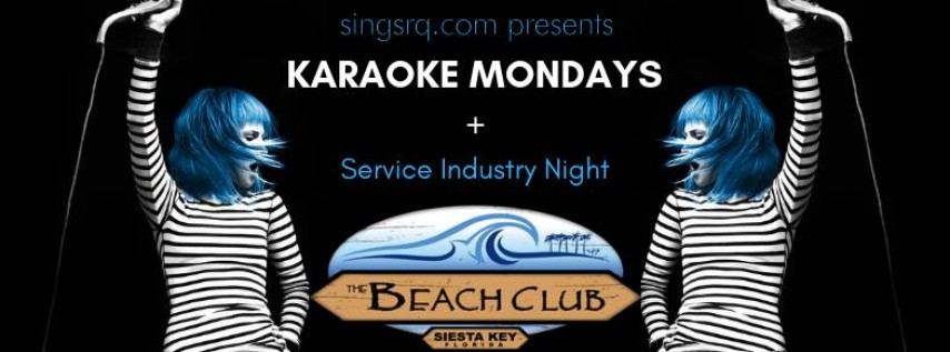 New NIGHT New Special! Sing a Song, Win a Shot 'Karaoke Mondays'