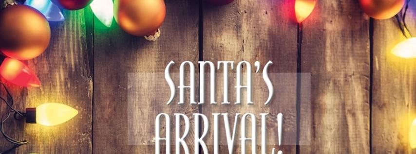 Santa's Arrival Parade & Performances