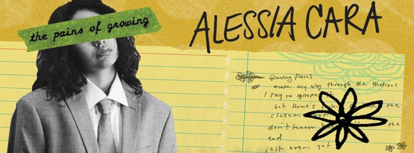 Alessia Cara: The Pains Of Growing Tour