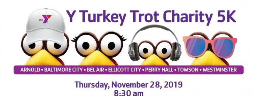 Y Turkey Trot Charity 5K - Towson