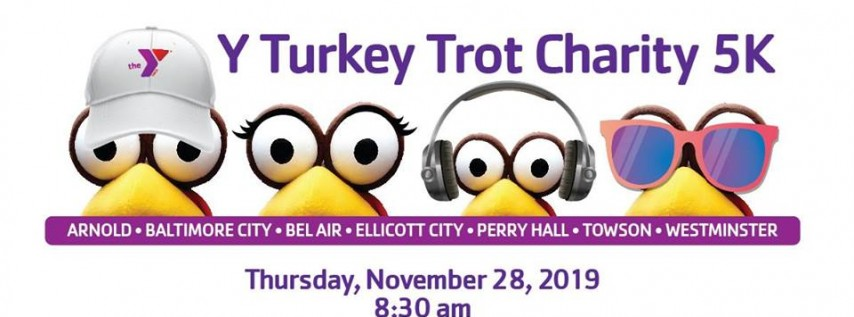 Y Turkey Trot Charity 5K - Baltimore