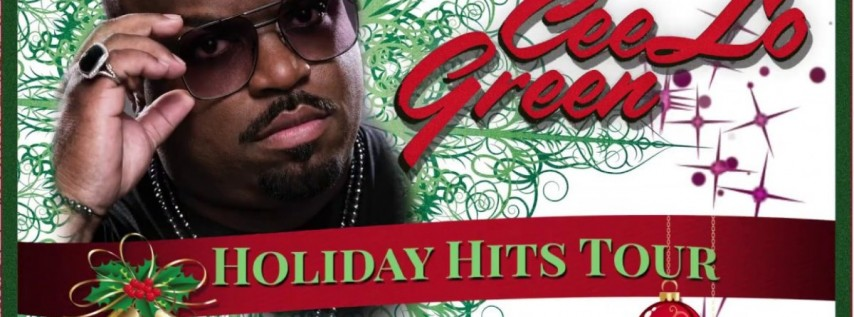 CeeLo Green Holiday Hits Tour