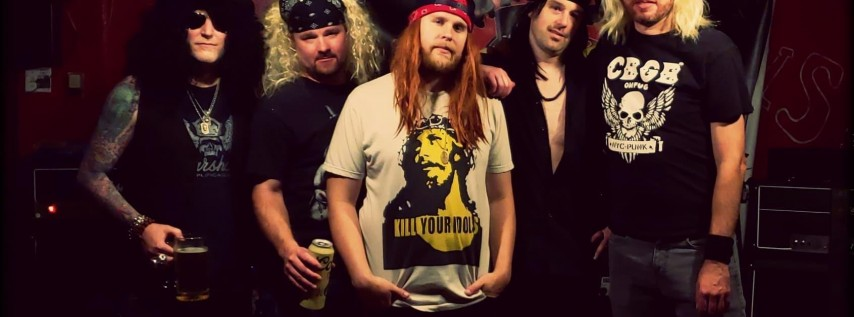 Machine Guns N Roses