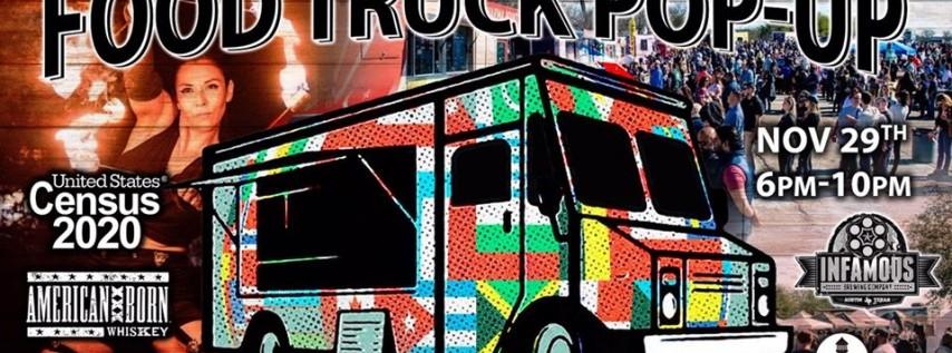 Black Friday International Food Truck Festival