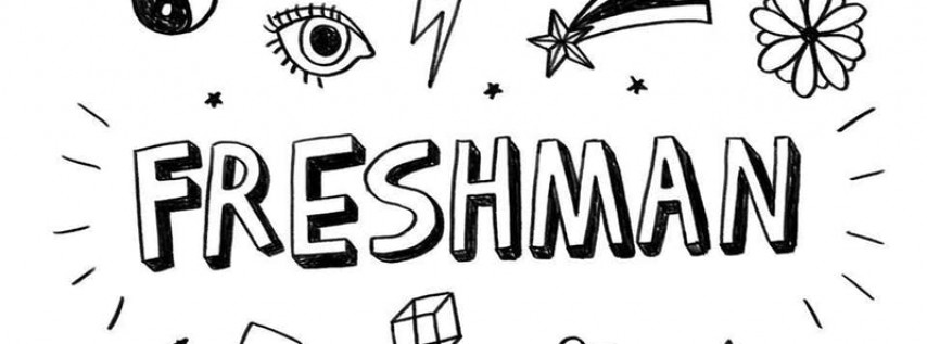 Freshman: A Show About Your Terrible Early Art- November