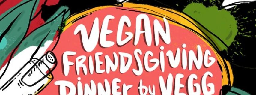 Vegan Friendsgiving Dinner
