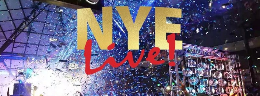 NYE Live! New Year's Eve Baltimore