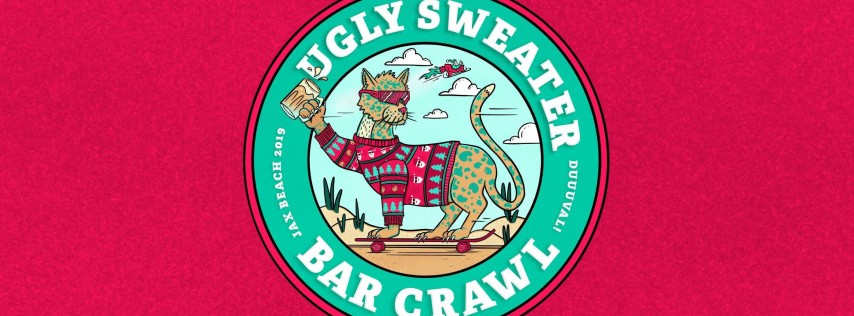 2019 Jacksonville Ugly Sweater Bar Crawl