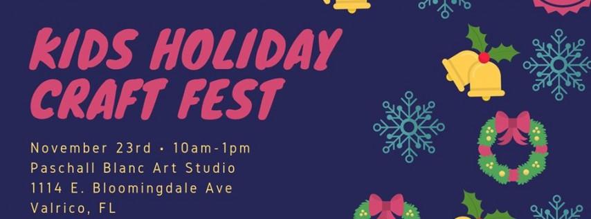 Kids Holiday Craft Fest