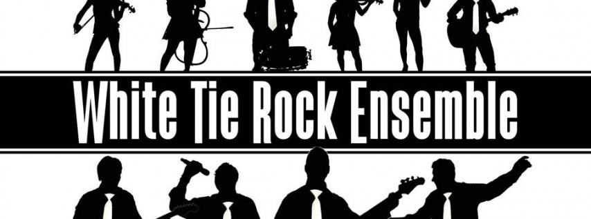 White Tie Rock Ensemble: A White Tie Christmas