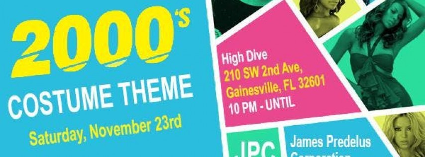106 & Party! 2000's Costume Theme Dance Party!