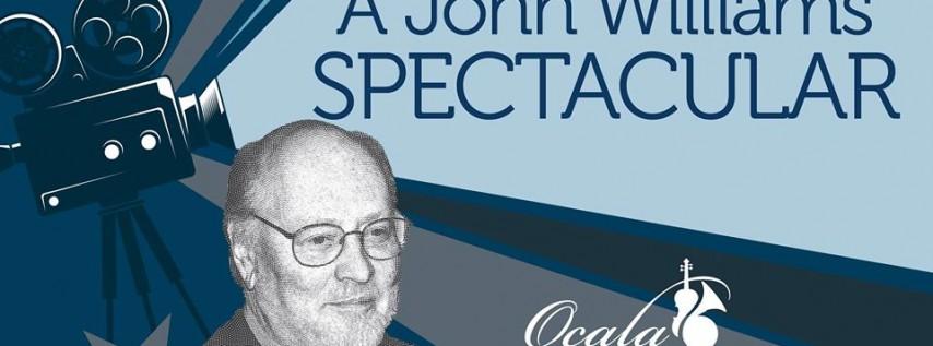 A John Williams Spectactular!