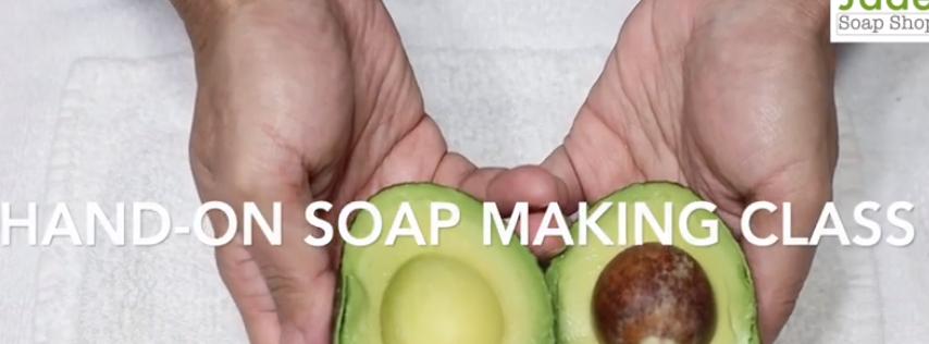 Cold Process Soap Making Workshop- Veggie & Fruit Soap Beginner