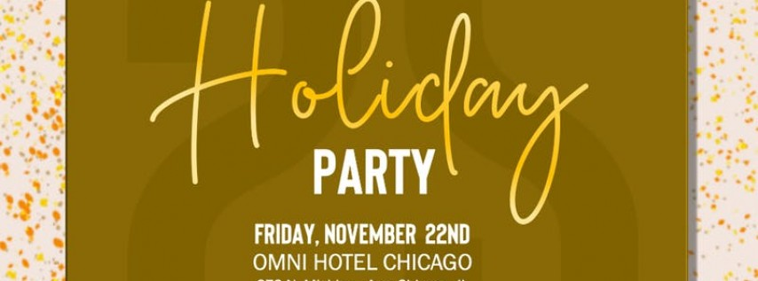 NSN Chicago 25th Anniversary Holiday Party